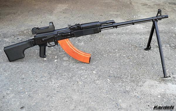 Ручной пулемет Калашникова - РПК-74М фото 10
