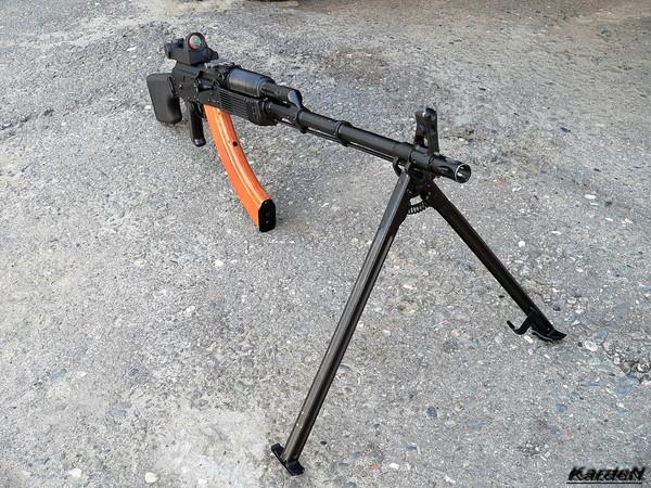 Ручной пулемет Калашникова - РПК-74М фото 11
