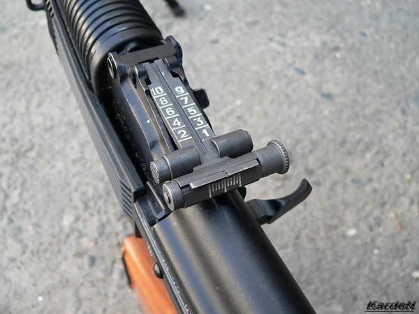 Ручной пулемет Калашникова - РПК-74М фото 13