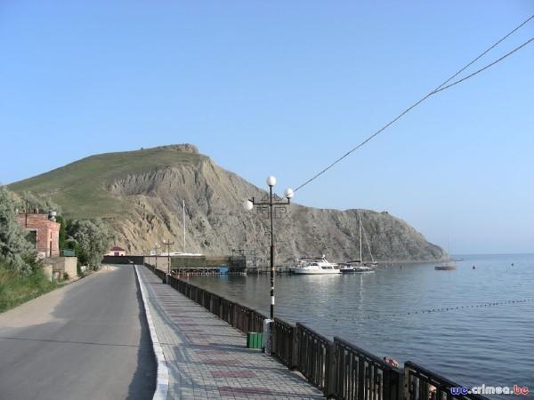 Велопоход по восточному Крыму - фотоотчет Орджоникидзе