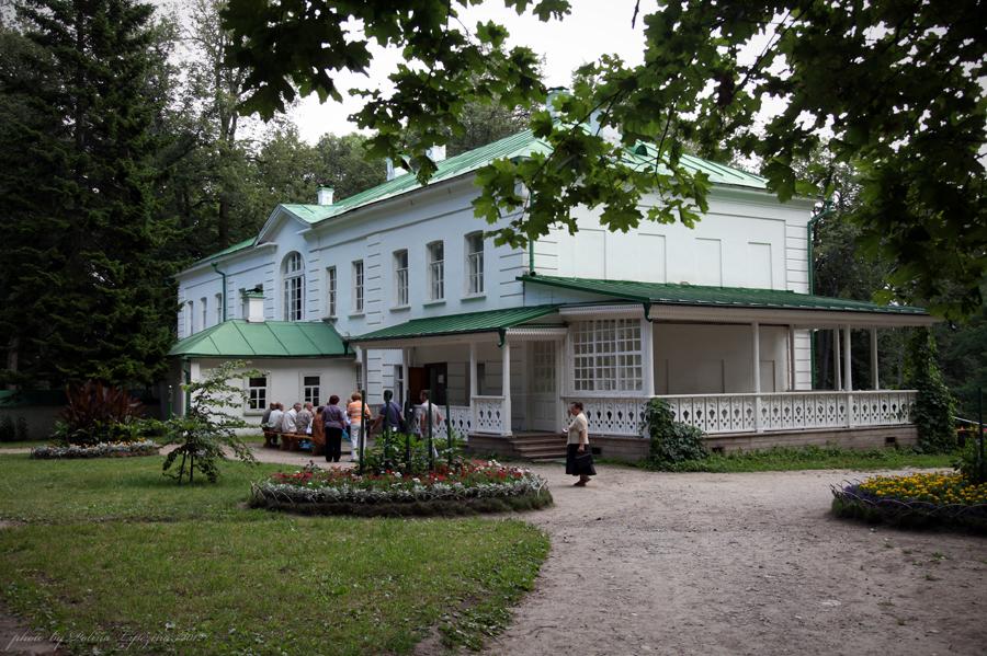 Музей-Усадьба Л.Н. Толстого