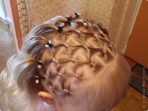 Детские прически на выпускной в детский сад на короткие волосы