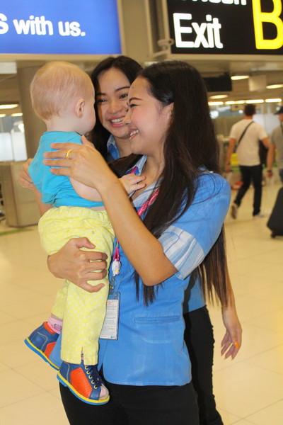 тайцы любят детей