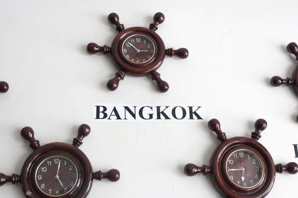 время бангкок