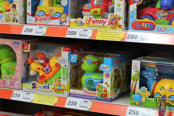 детские игрушки в тайланде