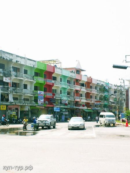 тайский домик