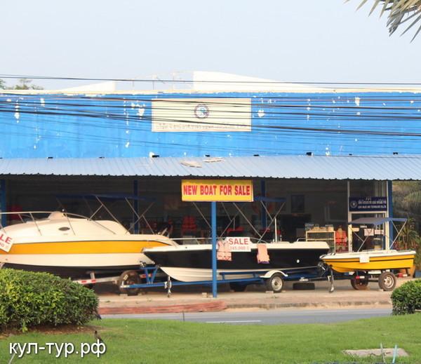 продажа лодок