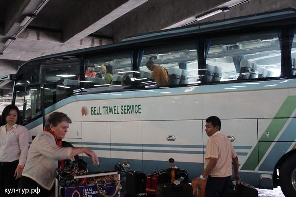 автобус bell trevel