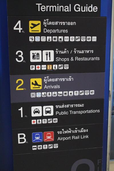 аэропорт бунгкока