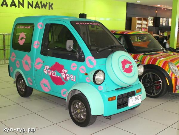 выставка машин кул тур
