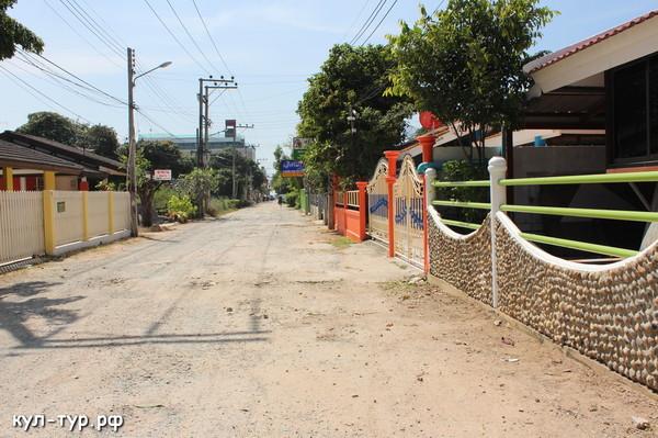 улицы паттаи