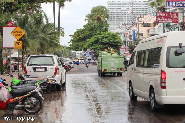 чистка уборка мойка тайланд паттая