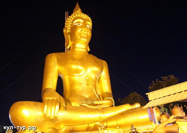 холм будды паттайя