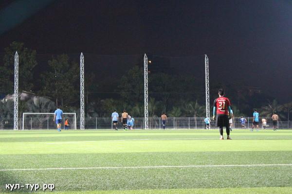 футбол в тайланде