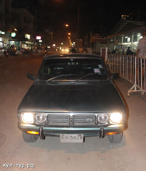 старые машины