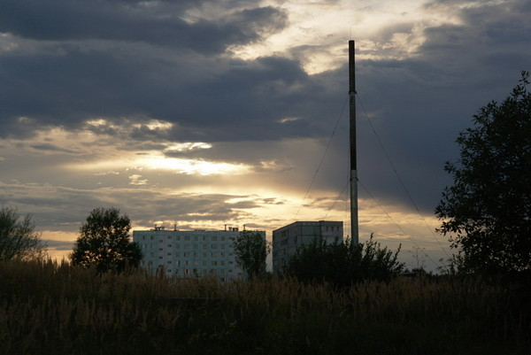 пятиэтажки Сухиничи