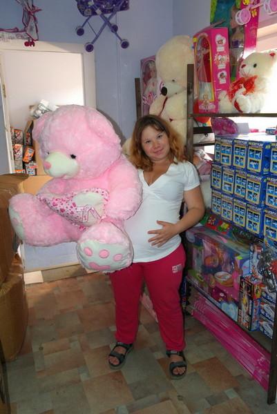 Наталья с медведями