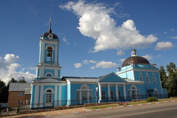 церковь Сухиничи