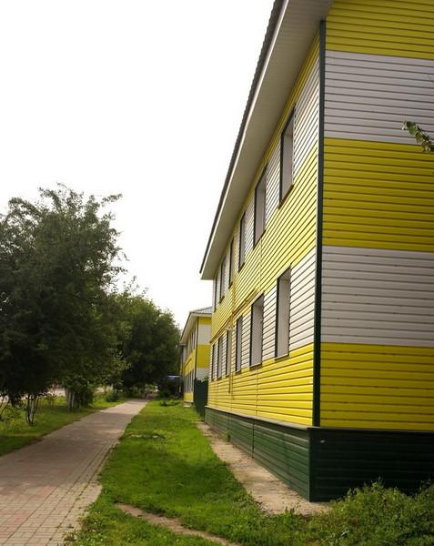 квартирный дом в Сухиничах