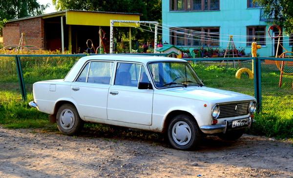древнее авто