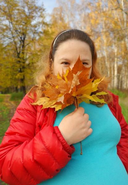 москва октябрь