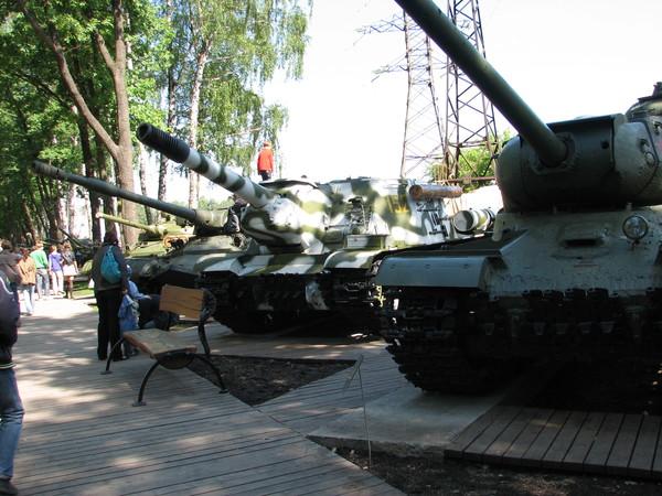 Музей техники-Архангельское
