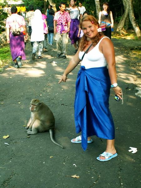 обезьяны Улувату