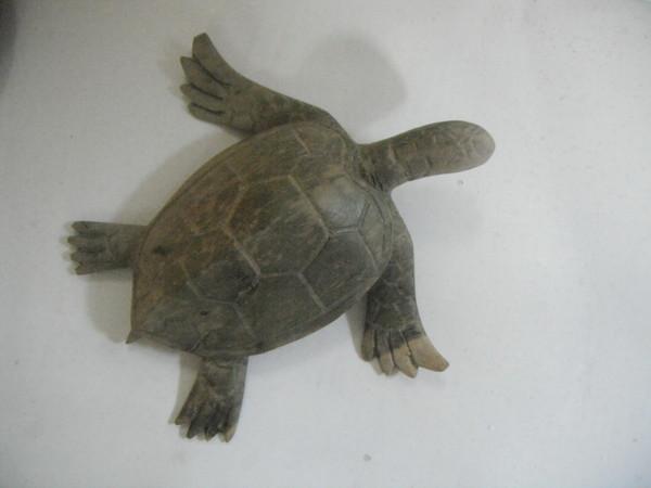 черепаха пепельница