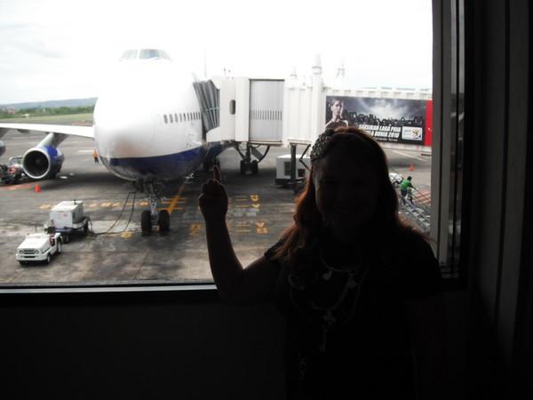 Аэропорт острова Бали