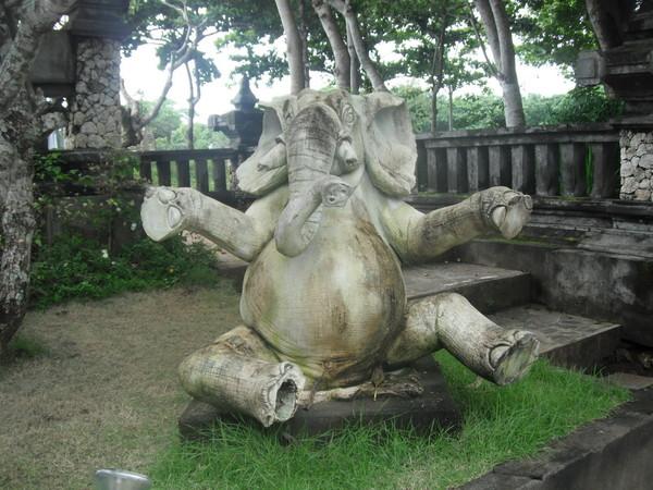 Парк Бали слон