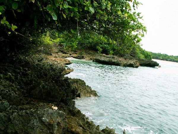Парк Бали море