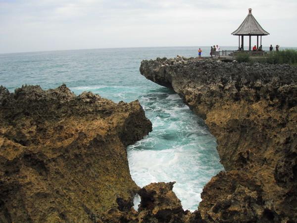 Бали ущелье