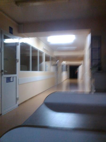 Маша в больнице
