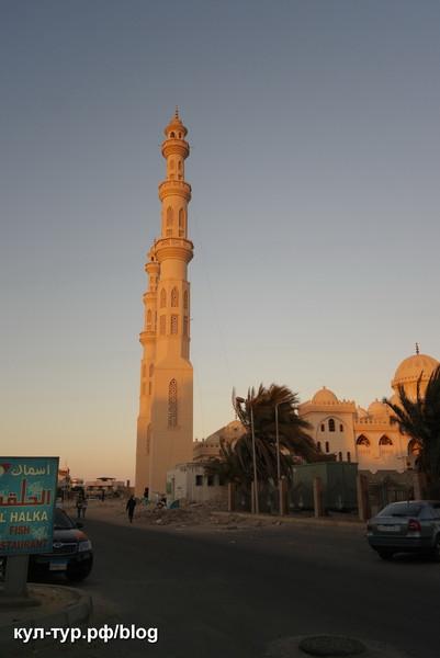 египет январь