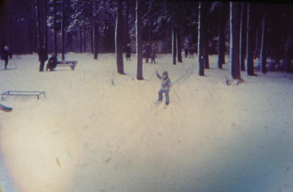 зима 86