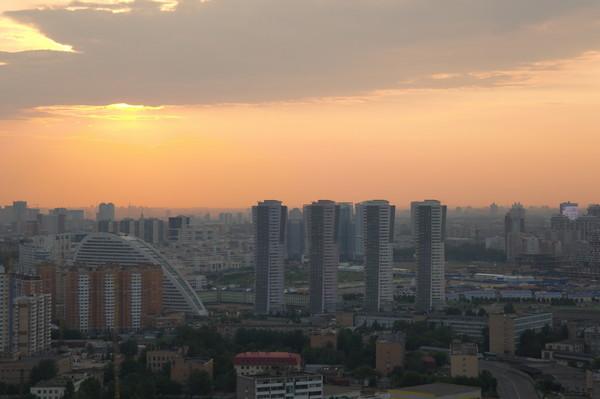 Москва как на ладони