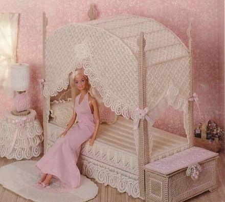 Ну во первых мебель для куклы