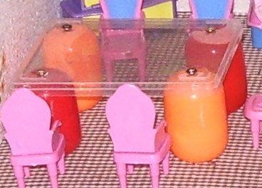 Мебель для кукол из бутылок своими руками фото 369
