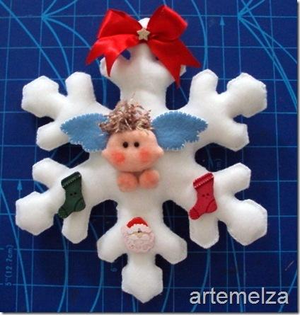 Как делать снежинки из салфеток своими руками