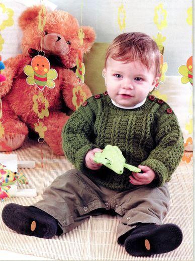 Как связать мужской свитер спицами для начинающих с схемами и