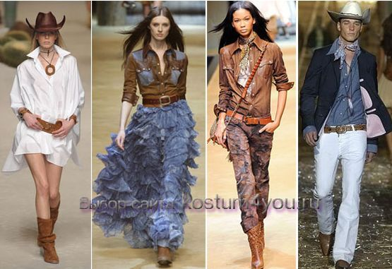 О прошлом 5 стилей в моде и интерьере