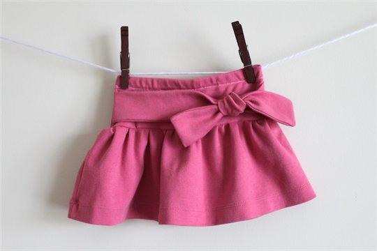 Шьем юбку для дочи.