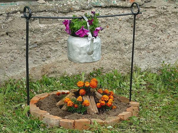 Идей оформления вашего сада и огорода