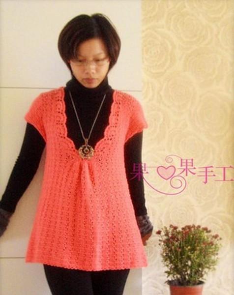 Вязанная одежда для беременных