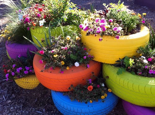 Клумбы для вашего сада