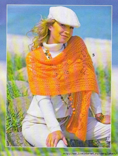 Сабрина 2007-00 Специальный выпуск 09 - Пончо, шали, сумки_4 (528x700, 68Kb) .