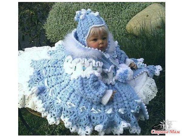 Обалденное пальто для девочки.