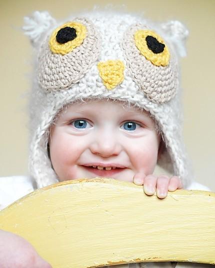 Осенне-зимние шапочки, шарфики