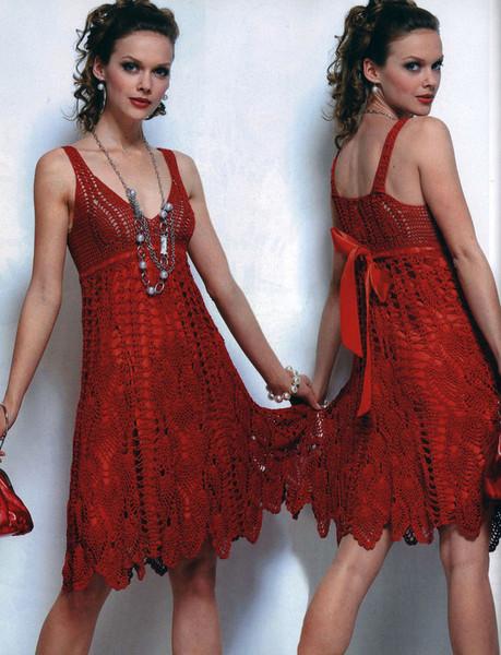 Что одеть на новый год вяжем наряды