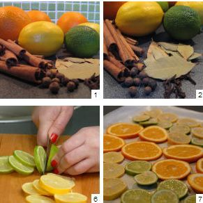 Как высушить лимон для декора в микроволновке